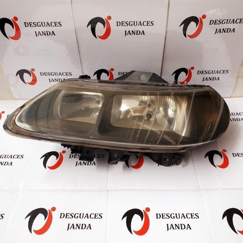 Faro izquierdo Renault Laguna FII